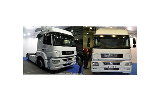 Kamaz Truck Project in Russia